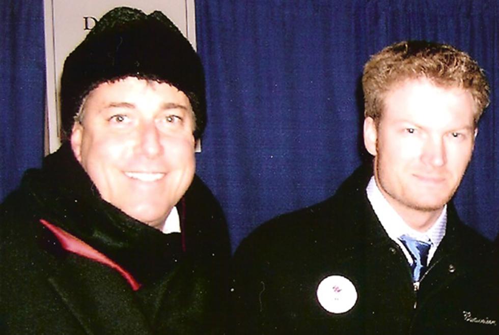 Thomas Cook & Dale Earnhardt Jr.