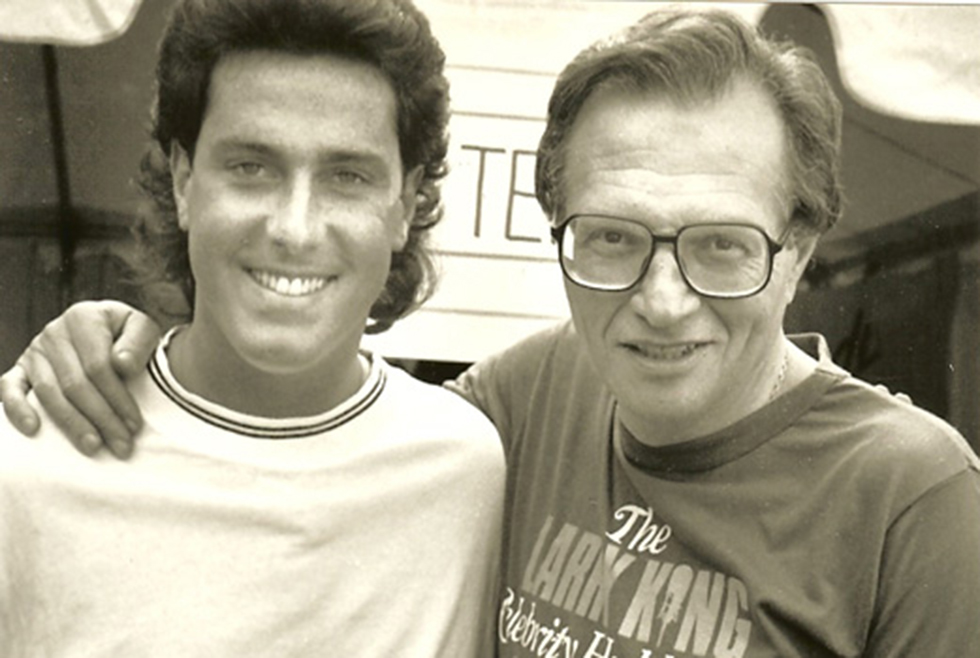 Thomas Cook & Larry King